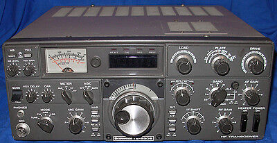 Good Kenwood TS-530S HF Transceiver and Microphone