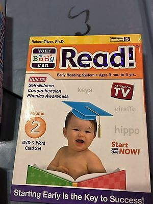 Robert Titzer, PH.D. Your Baby can Read DVD Volume 2 Early Language Development