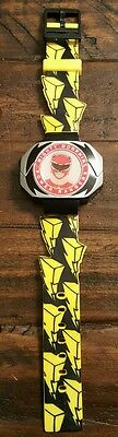 Mighty Morphin Power Rangers Watch Jason Red Ranger Gordy Time