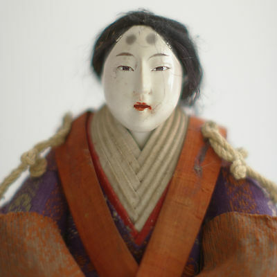 Antique Japanese Little Doll