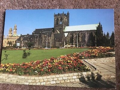 Paisley Abbey Postcard