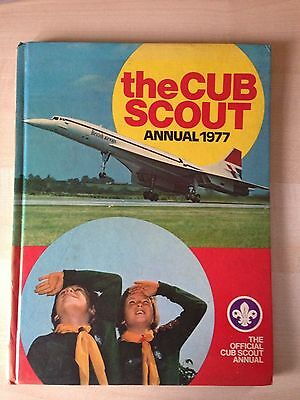 The Cub Scout Annual 1977 Collectable Vintage