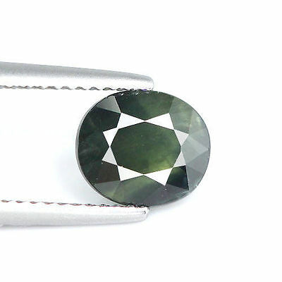 Fabulous Nice Top 2.56Cts Natural Blue Sapphire Oval Loose Gemstone
