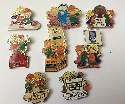 Pin Olympic Games, Lillehammer 1994