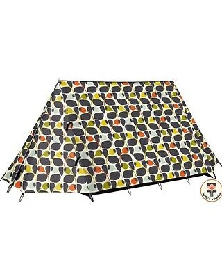 Orla Kiely for Halfords 2 man tent