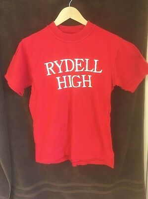 Rydell High Grease West End T Shirt