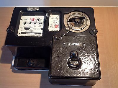 £1 Electric Coin Meter
