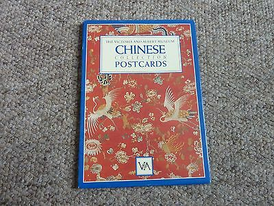 chinese collection postcards