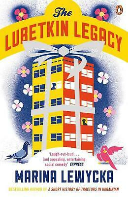 Lubetkin Legacy by Marina Lewycka Paperback Book Free Shipping!