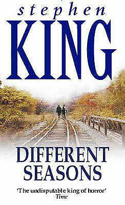 Different Seasons by Stephen King (Paperback, 1993)
