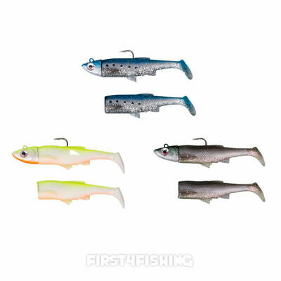 Savage Gear Saltwater 3D Sardine Lures - Bass Wrassse Pollock Sea Fishing Tackle