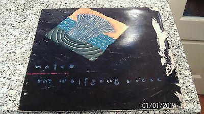 "The Wolfgang Press Water 4 Track 12"" Vinyl EP 4AD 1985"