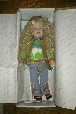 Danbury Harmony Peace Doll and Other NICE Condition