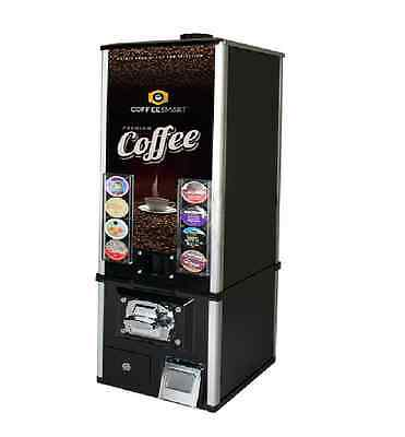 New Premium K-Cup Selection Coffee Dispencing Business Vending Machine