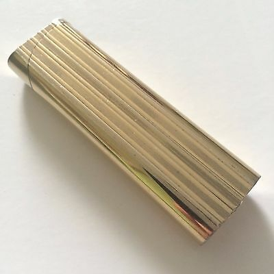Colibri Vintage Slim Lighter - Made In Ireland - Collector's Item