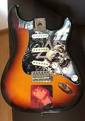 Fender Stratocaster mexican N3 Noiseless tremolo Body