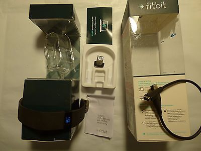 Fitbit Charge HR Fitness Band Activity Tracker & Sleep Monitor Bluetooth Fit Bit