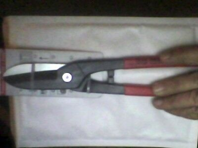 Nws Gilbow Tin Snips 078-12-300-Sb. = New Carded=Free Postage