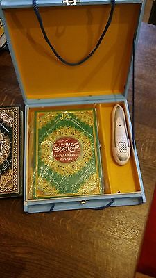 Quran Reading Books with pen Word By Word Colour Coded Koran Islamic Muslim