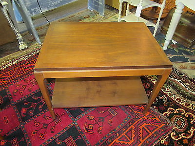Mid Century Lane coffee/end table.
