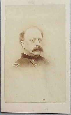 CDV General Henry Martyn Whittesey Michigan in the Civil War