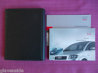 Audi A2 Owners Guide - Owners Manual - Owners Handbook. (Au 59)