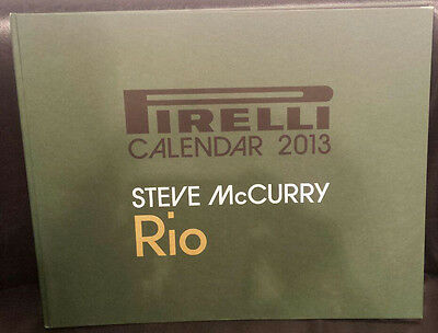 "Calendario Pirelli 2013 ""Rio"" di Steve McCurry"