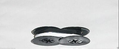 Brother Charger 11 Typewriter Ribbons (Black and White Correction Tape)