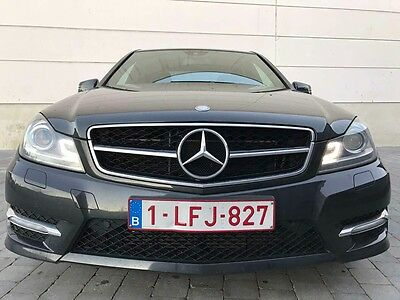 Mercedes Benz C180 cdi blueefficiency avantgarde