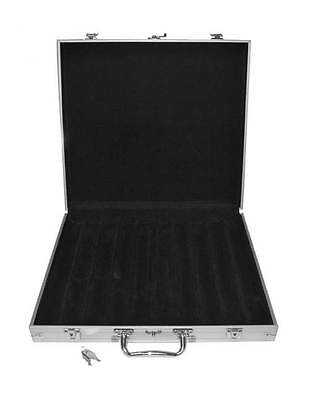 1000 Pc Capacity Chip Case in Aluminum Hard Side [ID 70161]