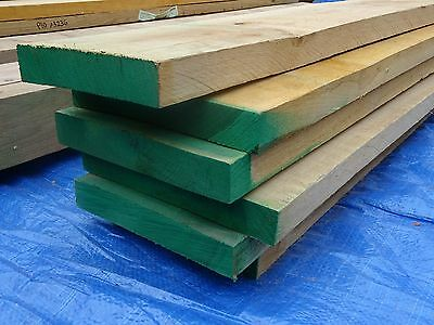 Sawn Kiln Dried Solid Oak Wood. 38mm x 240mm various lengths up to 2m.