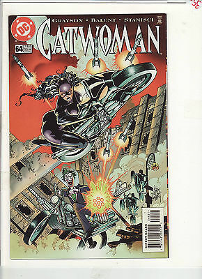 Catwoman #64 vf/nm