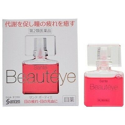 Sante Beauteye Eye Drops 12mL | From Japan