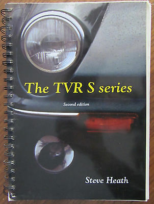 TVR S Series manual