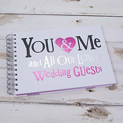 The Bright Side You & Me And All Our Lovely Wedding Guests New UK SELLER New