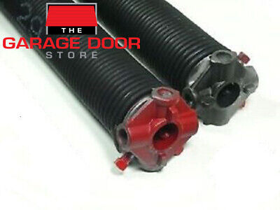 GARAGE DOOR TORSION SPRING FOR DOUBLE CAR PANEL LIFT 2.2-2.5m (H) x 4.1-5.0m (W)