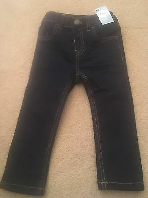 Boys Jeans Aged 2-3 Years By Mothercare