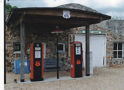 """*Postcard-""""The Classic Phillips 66 Gasoline Service Station"""""""