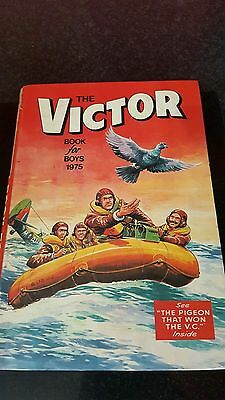 The Victor Book for Boys 1975