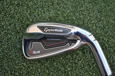 Brand New TaylorMade RSi1 4-SW Graphite S-Flex Irons