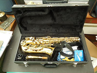 Jupiter Alto Saxophone with Case