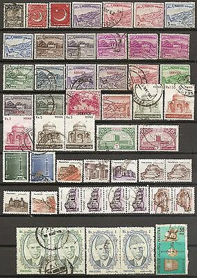Pakistan Used Collection [Q157]