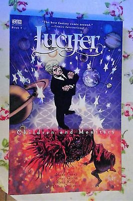 Lucifer:  Vol. 2: Children and Monsters  Paperback 2001