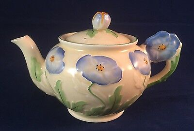 Vintage Grindley - Flower Handle - Small Teapot (0.5 Pint)