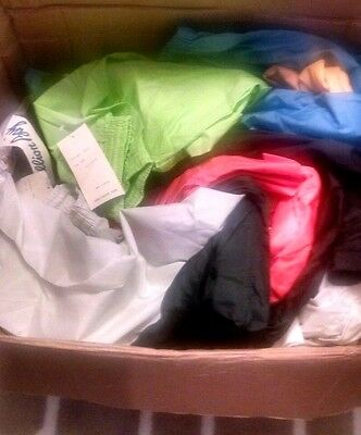 (50) pr Boys ,mens athletic pants, wind breakers,different sizes & colors NWT.