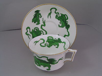 Wedgwood Chinese Tigers Cup And Saucer.