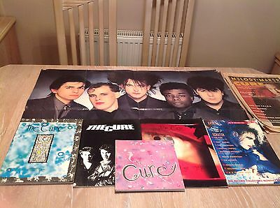 THE CURE Very Rare Items