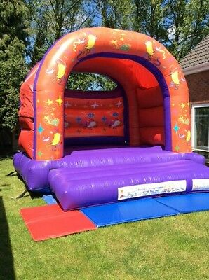 bouncy castle - Adult commercial