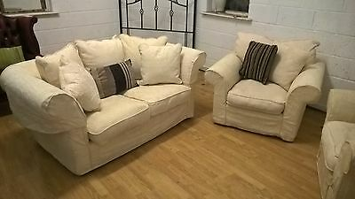 Collin and Hayes Quality Sofa & Armchair suite Delivery Poss