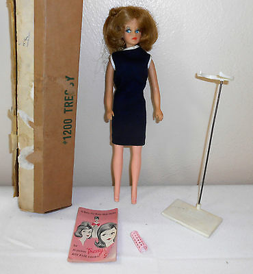 American Character Tressy Doll Vintage 1963 #1200 in shipping box